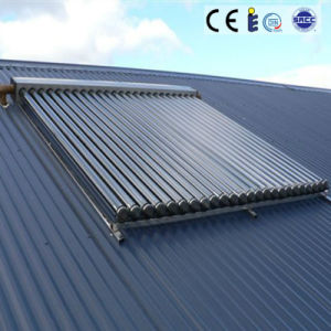 Heat Pipe Solar Thermal Collector pictures & photos