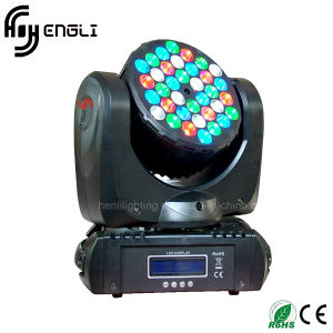 36 PCS LED Beam Moving Head Stage Lighting (HL-007BM) pictures & photos