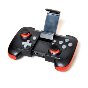 Game Pad with Bluetooth 2.1 Technology Compatible with Android 2.3+ pictures & photos