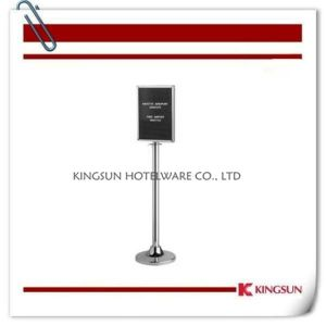 Hotel Service Products Sign Stand Billboard pictures & photos