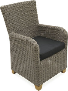 All Weather Round Rattan Outdoor Patio Furniture pictures & photos