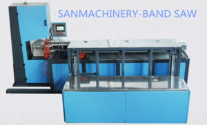 Toilet Tissue Log Saw Paper Towel Cutting Machine pictures & photos