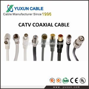 4c-Fb 5c-Fb RG6 CATV Antenna Cable