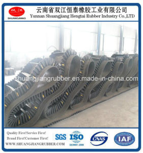 Newly Corrugated Sidewall Belt Conveyor pictures & photos