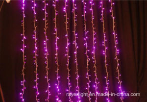 Christmas Decoration LED Curtain Waterfall Lights pictures & photos