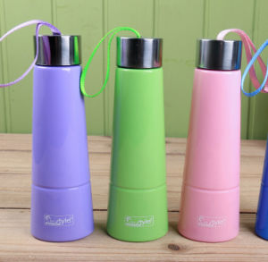 Creative Design 380ml Plastic Water Bottle (SLSB06)