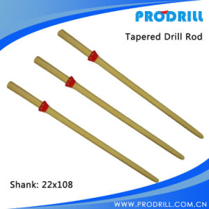 800mm-1200mm Length Drill Rod with Taper or Thread for Stone pictures & photos