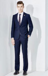 Nevy Blue Business Men Suit pictures & photos