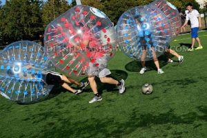 Body Zorb Ball, Human Body Bubble Ball, Giga Ball, Football Race Bumper Bubble Ball, Bumping Bola D1005A pictures & photos