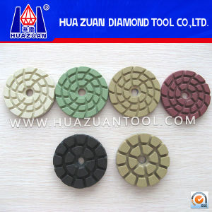 Grade a Diamond Floor Polishing Pad for Sale pictures & photos
