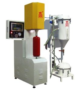 Dry Powder Fire Extinguisher Filling Machine, Fire Extinguisher Refill Machine for Dry Powder pictures & photos