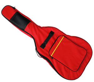 OEM Red Design Guitar Bag pictures & photos