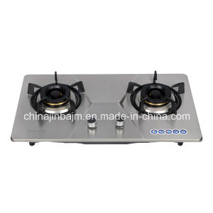 2 Burners, 730 Length Stainless Steel Built-in Hob/Gas Hob pictures & photos