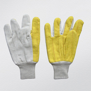 Heat Resitant Cotton Work Glove pictures & photos