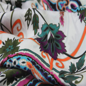 16mm 100% Silk Georgette Stain with Digital Printing pictures & photos