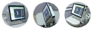Ho-500 Ophthalmic Ultrasound for Eye Diagnosis pictures & photos