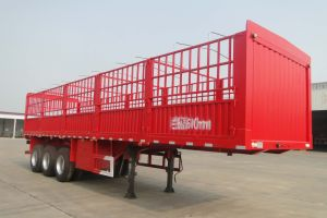 Warehouse Semi-Trailer