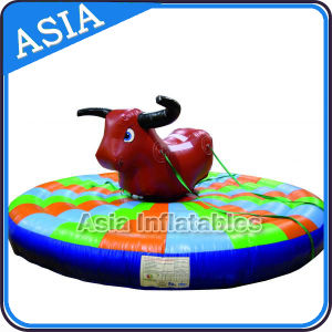 Party Rental Inflatable Bull Rodeo Riding Interactive Sports pictures & photos