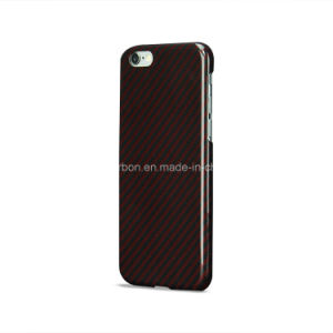 New Trending Products 100% Real Aramid Fiber Mobile Cover for Apple iPhone 6s pictures & photos