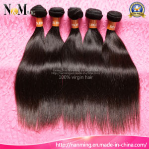 18inch/20inch/22inch Imported Straight Brazilian Remi Hair Weaves pictures & photos