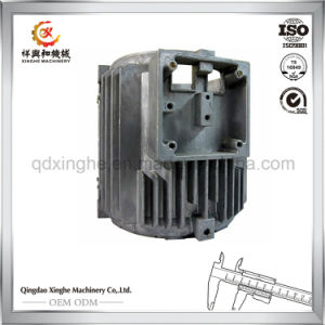 Custom Motor Shell Casting Foundry Aluminum Sand Casting with CNC Machining Services pictures & photos