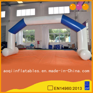 Hot Sale Exhibition Arch Advertising Arch with Logo for Outdoor Used (AQ5317-2) pictures & photos