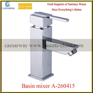 Deck Mounted High Basin Water Faucet pictures & photos