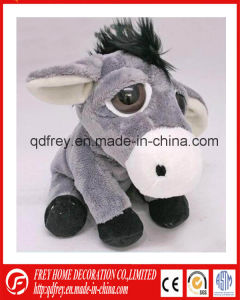 Promotional Gift Hot Sale Plush Toy of Stuffed Donkey