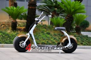 1000W Burshless 2 Wheel Stand up Electric Scooter Motor with Ce pictures & photos