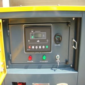 Air Cooled Good Quality and Competive Price 5kVA Silent Diesel Generator pictures & photos