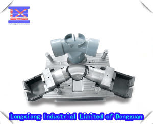 Big Complex Plastic Valve Injection Mould pictures & photos