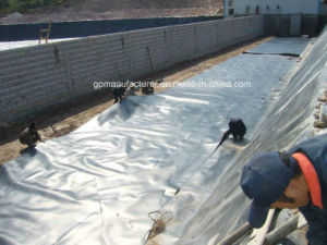 Fish Farm Pond Liner HDPE Black Geomembrane for Agriculture pictures & photos