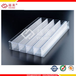 PC Double Wall Sheet Lexan Multiwall Polycarbonate Sheet Suppliers pictures & photos