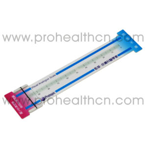 Pain Ruler (pH4246-28) Pain Measure Ruler pictures & photos