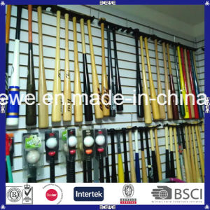 All Sizes Clear Painting or Colorful Painting OEM Logo Wood Baseball Bat pictures & photos