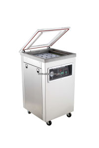 Electric Automatic Pouch Dz500 Vacuum Packing Machine pictures & photos