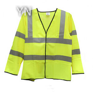 Yellow Reflective Safety Clothing for Work pictures & photos