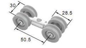 Best Elegant Roller R8055 for Aluminum Door & Window pictures & photos