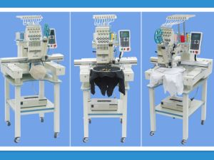 Single Head Embroidery Machine for Working in Home pictures & photos