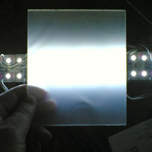 High Transmittance Light Diffuser Sheet for LED Light Panel