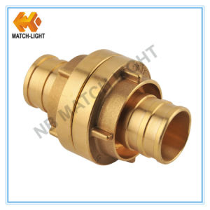 Brass Gravity Casting Storz Fire Hose Coupling pictures & photos