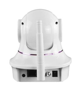 Wireless H. 264 WiFi IR Day Night IP Security Camera SD Card Support Motion Alarm Systems Accessories pictures & photos
