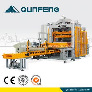 Qt8 Block Machine, Slope Protect Brick, Curb Stone Machine, Floor Tiles Machine pictures & photos