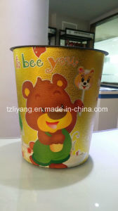 in Mould Label, Iml for Plastic Pail, Cute Cartoon Bear pictures & photos