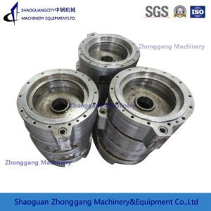 OEM/ODM-CNC Machining Part-Flange-Carbon Steel