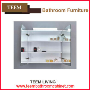Floor Mounted Installation Type and Solid Wood Carcase Material Bath Vanity pictures & photos