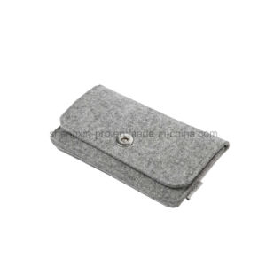 Mobile Phone Case Felt Pouch for iPhone pictures & photos
