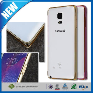 Slim Ultra-Thin Aluminum Frame Case for Galaxy Note 4 pictures & photos