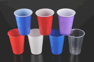 Plastic Material and Disposable Red Cup Wine Multicolor Drink Cup pictures & photos