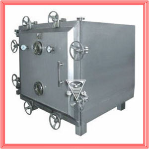Low Temperature Vacuum Dryer for Drying Medicine Powder pictures & photos
